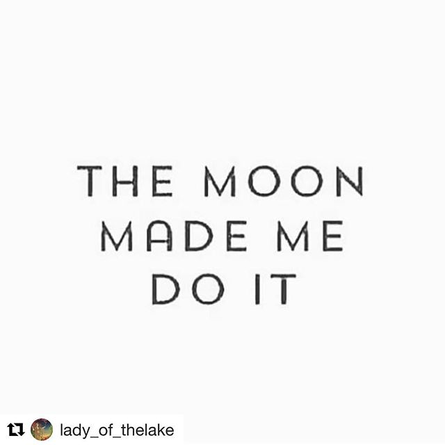 It was last night, but it still counts... #Repost @lady_of_thelake with @get_repost ・・・ Blame it on the full moon tonight 🙈🌛🌕🌜 #fullmoon #moonchild #moongoddess #moonlight #witchesofinstagram #witchesofig #moonvibes #witchywoman #spirituality #higherconciousness #meditation #meditating #piscesfullmoon #everydaymagic