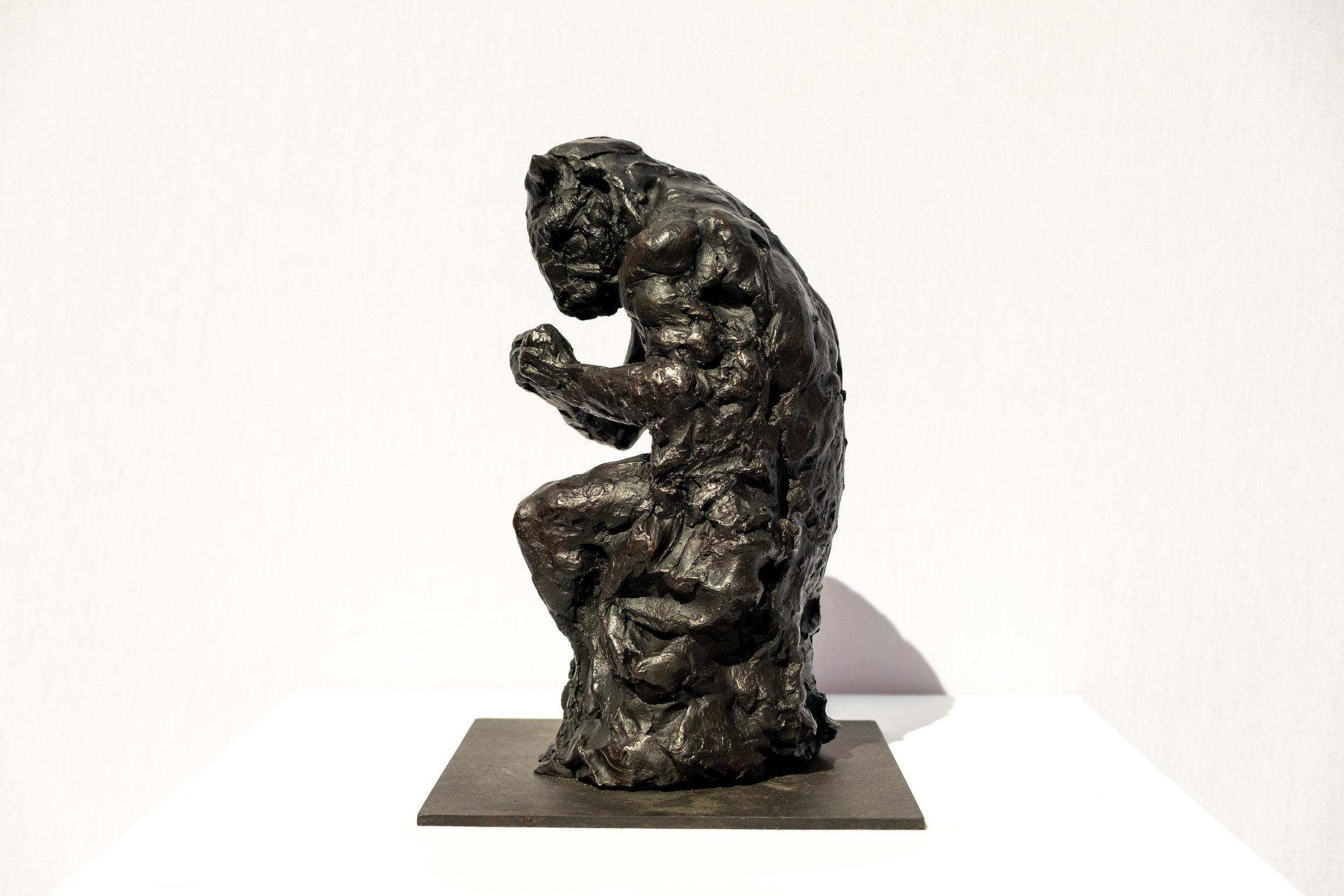 Minotaur and Moth (study)_bronze-2.jpg