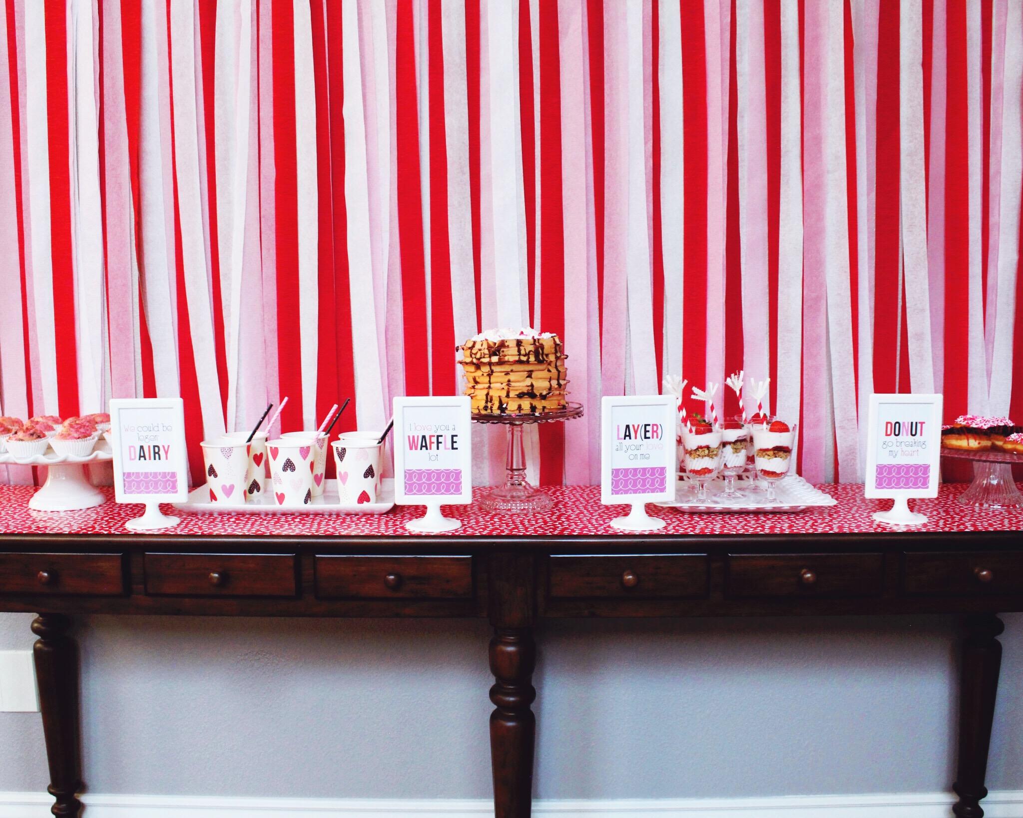 Valentine's breakfast party ideas brunch food_Design Organize Party.JPG