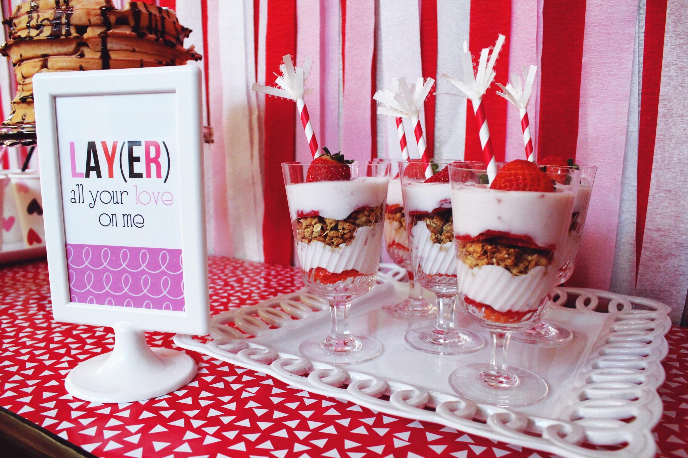 Valentine's Parfait Breakfast_Party Ideas_Pink Layers_Design Organize Party.JPG