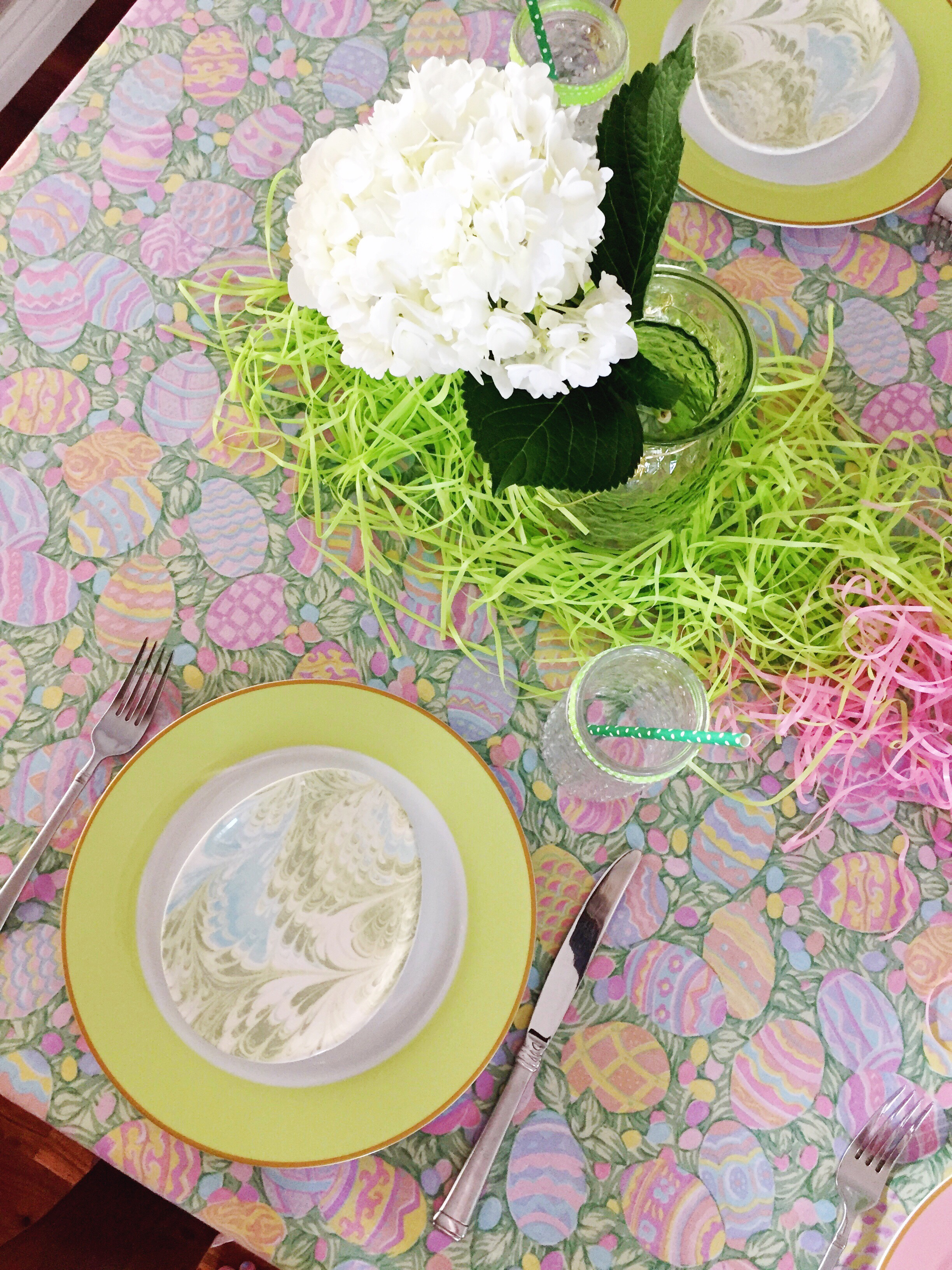 Easter Egg Plates Party Green_Williams Sonoma_Design Organize Party.JPG