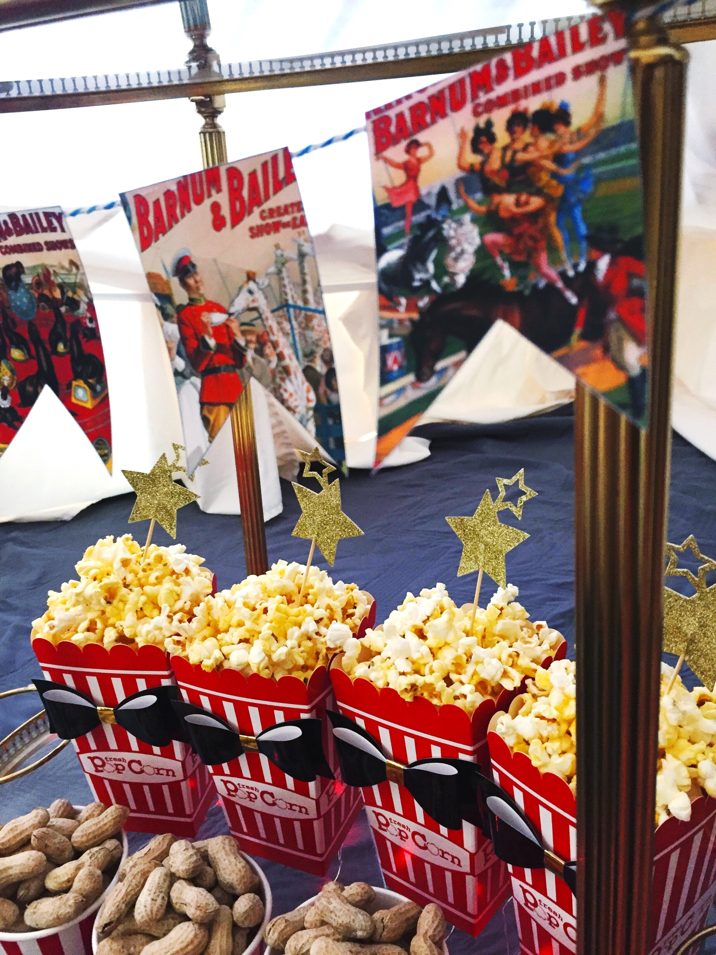 The Greatest Showman Movie Party_Popcorn_Banners_Bar Cart_Food Ideas_Circus Tent.JPG
