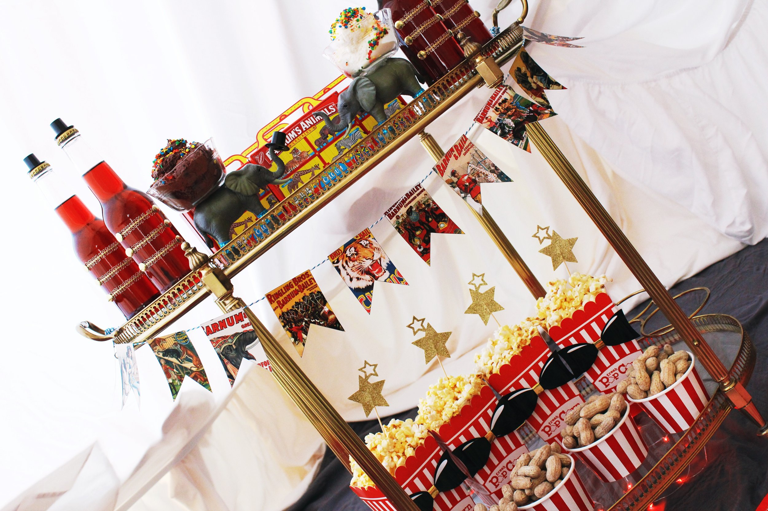 The Greatest Showman Movie Party_Bar Cart_Food Ideas_Circus Tent_Drinks.JPG