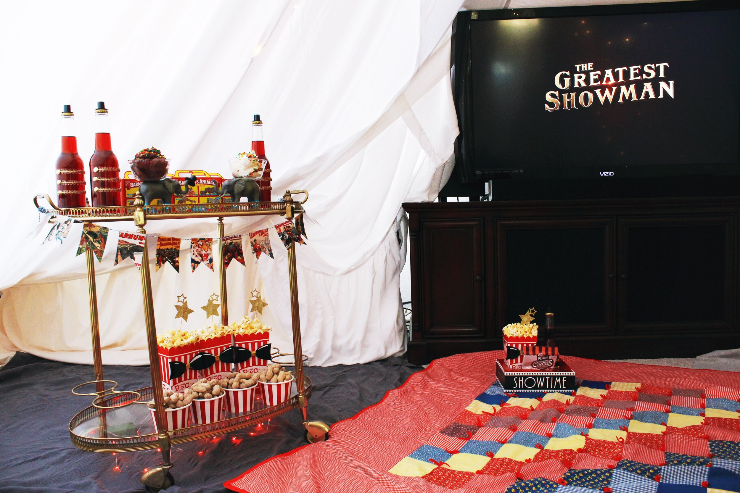 The Greatest Showman Movie Party_Circus Tent_Bar Cart_Food Drink Ideas.JPG