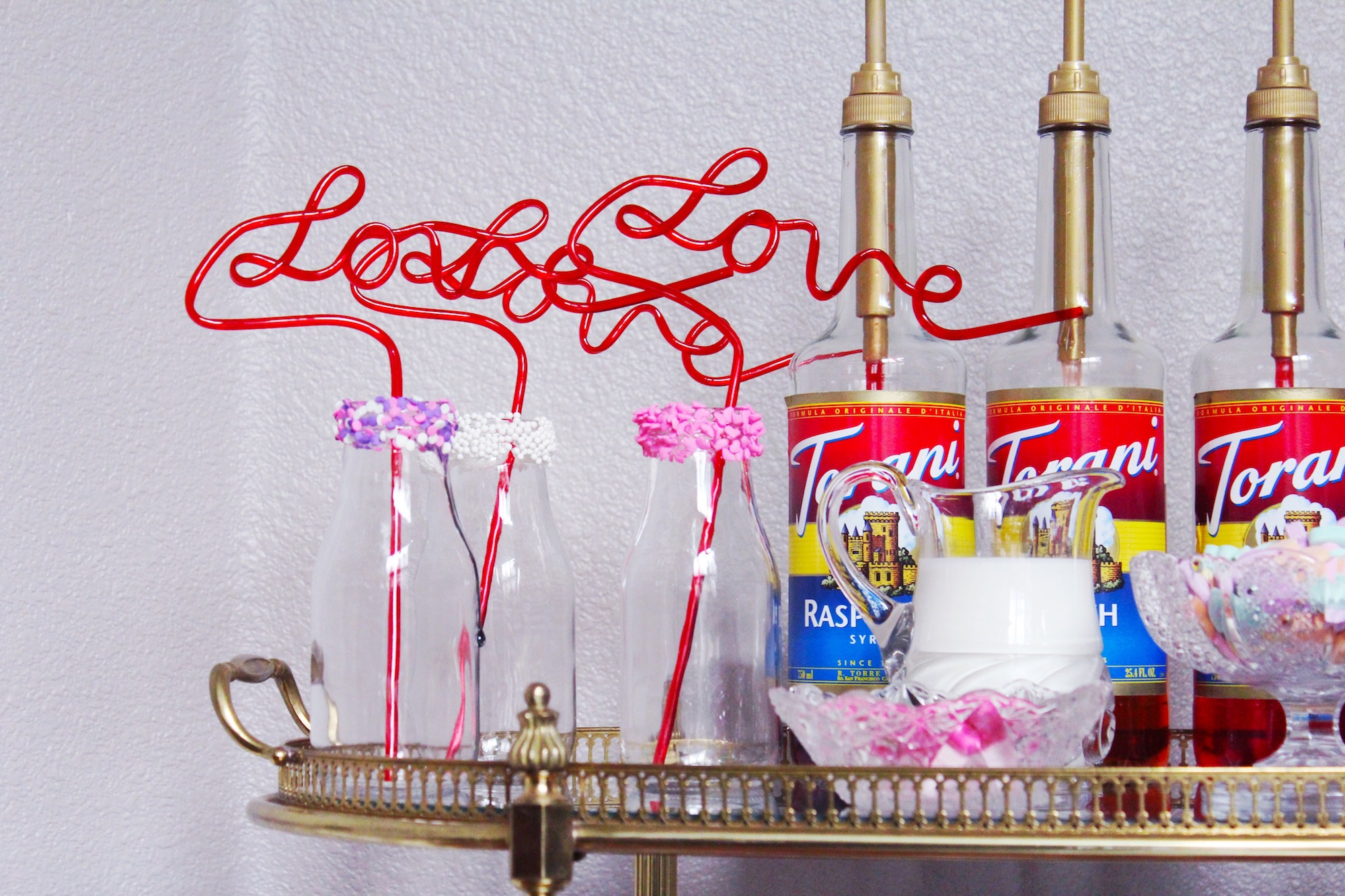 Valentine's Day_Love Straws_Bar Cart_Italian Sodas_Design Organize Party.JPG