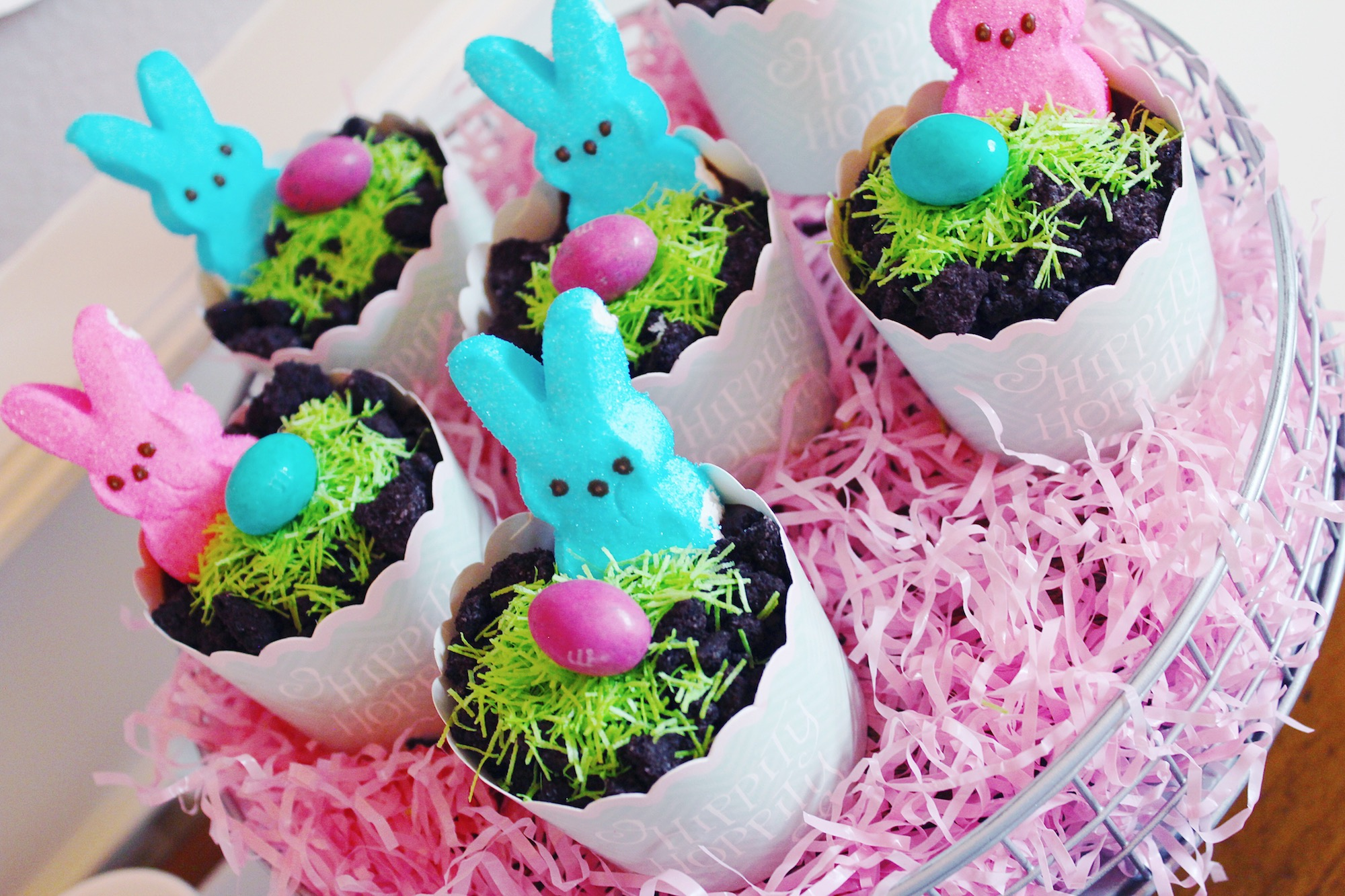 Easter Peeps Dirt Pudding Cups_Bunny Party Desserts_Design Organize Party.JPG