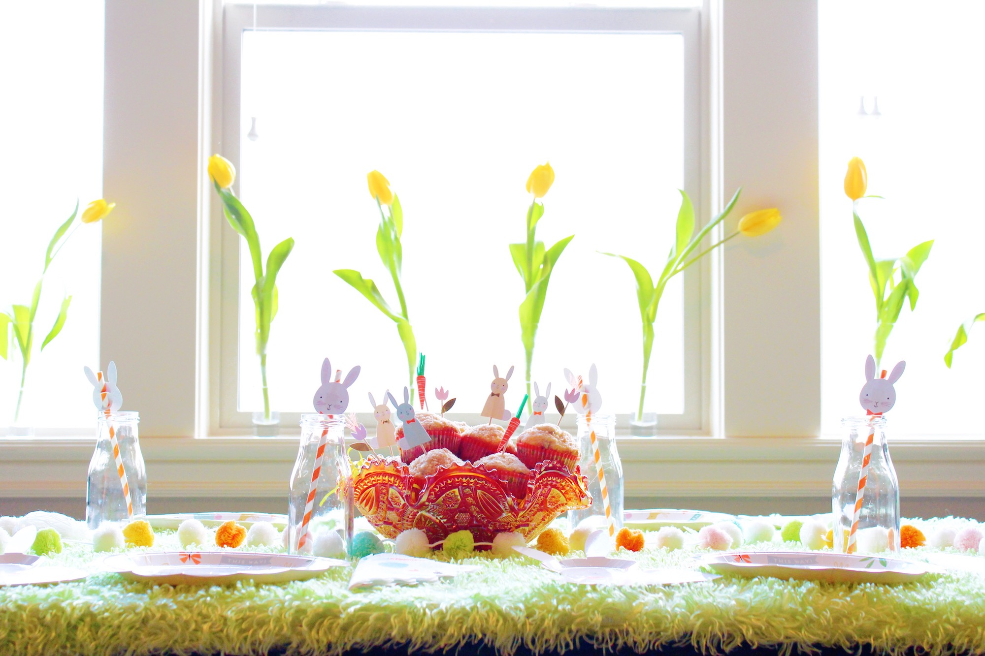 Easter morning tablescape_Design Organize Part_ Bunny Egg Hunt Breakfast.JPG