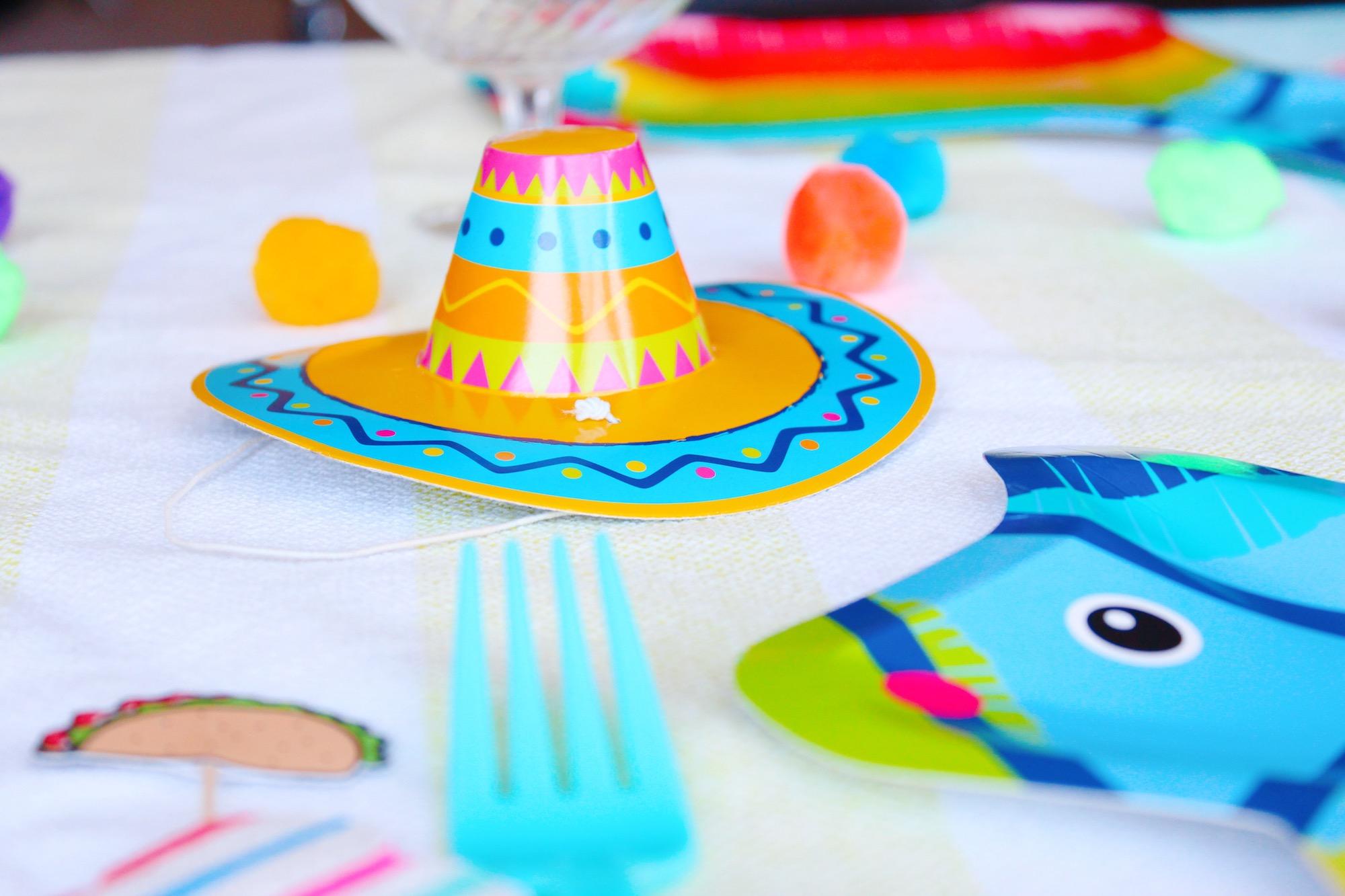 Cinco de Mayo Fiesta_Mini Sombrero_Design Organize Party.JPG