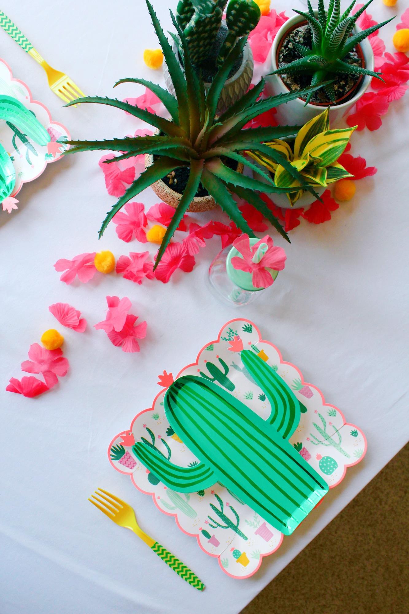 Cactus Party Plates_Meri Meri_Table Decor_Design Organize Party.JPG