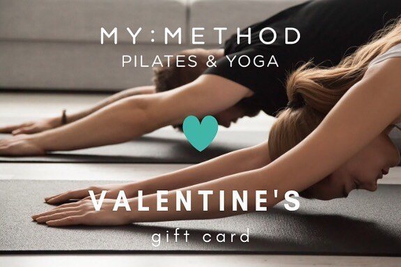 Only a few more days to go until Valentine's Day this Thursday!🌹 Last minute shopping for that perfect gift? 🎁 Whether you want to work out with your partner, family member or BFF, give the gift of wellness to your loved ones this Valentine's! Our Pilates & Yoga gift cards are available to purchase online now! 💝 Link in bio to get yours!  You can also add a personal message📝 at the check out for your special someone! ♥️ . . . . #valentinesday #valentines #giftcard #celebrate #galentines #yogi #yoga #pilates #yogaeverydamnday #pilatesbody #pilatesclasses #yogaclasses #londonclasses #giftvoucher #treat #specialsomeone #love #couplesclasses #yogaathome #pilatesathome #london #onetooneclasses #healthspo #fitness #wellbeing