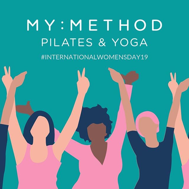 """🎉 Happy International Women's Day! 🎉 . Women make up a large part of the @mymethodlife team and in honour of #InternationalWomensDay19 we would like to send a big shout out to our fantastic female yoga and pilates teachers whose determination and drive inspire us every day! . . If you want to read more about their individual stories and what motivates them, check out our Teachers Page on the website, link in bio 👆 . . We would also like to thank the wonderful women in our team 💓who work so hard behind the scenes to make it all happen! 🙏💪🙌✨ . . And lastly but by certainly no means least, we would would not be part of this exciting platform without our brilliant founder Alix- we will be doing a Q&A with her very soon on our social media channels, so stay tuned for this. . . We will leave you with some words of wisdom from one of the most inspiring women in the world of yoga, 100 year old @taoporchonlynch100 who still practices and teaches yoga today; """"When I was eight, I saw a group of boys performing crazy postures on a beach in India.  My aunt told me that being a girl, yoga was not for me.  But, I wanted to do it and I said, 'If boys can do it, so can I.'"""" . . . Happy International Women's Day ladies, thank you for your continued support, we're excited to celebrate all of you today! ♥️ . . . . . #mymethod #iwd2019 #womensday #futureisfemale #girlpower #women #femaleentrepreneur #celebratewomen #yogaeverydamnday #yogi #pilateslife #pilates #pilatesbody #girlpower #preandpostnatalyoga #londonclasses #yogaclasses #pilatesclasses #pilateslife #strongwomen #empoweringwomen #femalemovement #celebrate #inspiringwomen #inspire #womensyoga #pilatesforwomen #yogaeverydamnday #fitness #yogaforeveryone"""