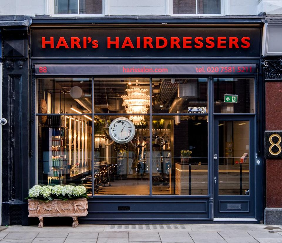 Hari's Fulham Road COURTESY OF HARI'S
