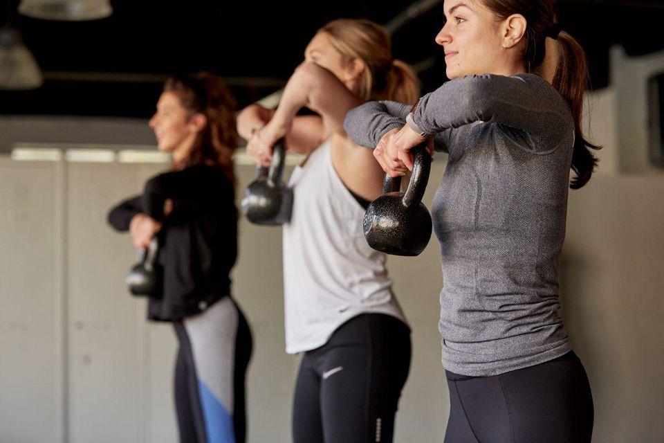 Fitness inspiration from MindBody COURTESY OF MINDBODY