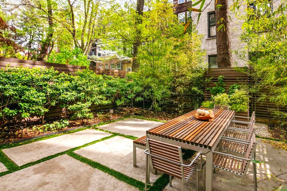 Landscape Maintenance - We work with building management companies to maintain the communal spaces of co-ops, condos and commercial properties.