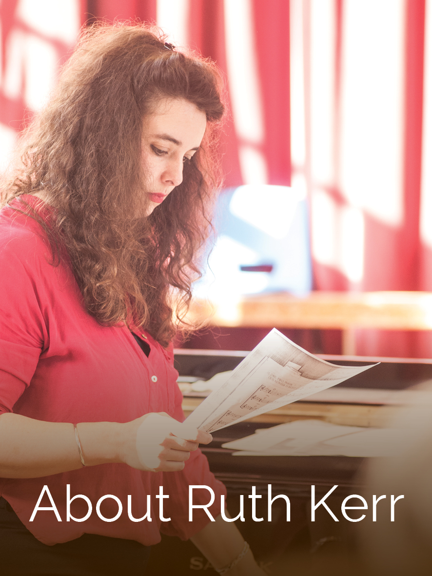 About Ruth Kerr