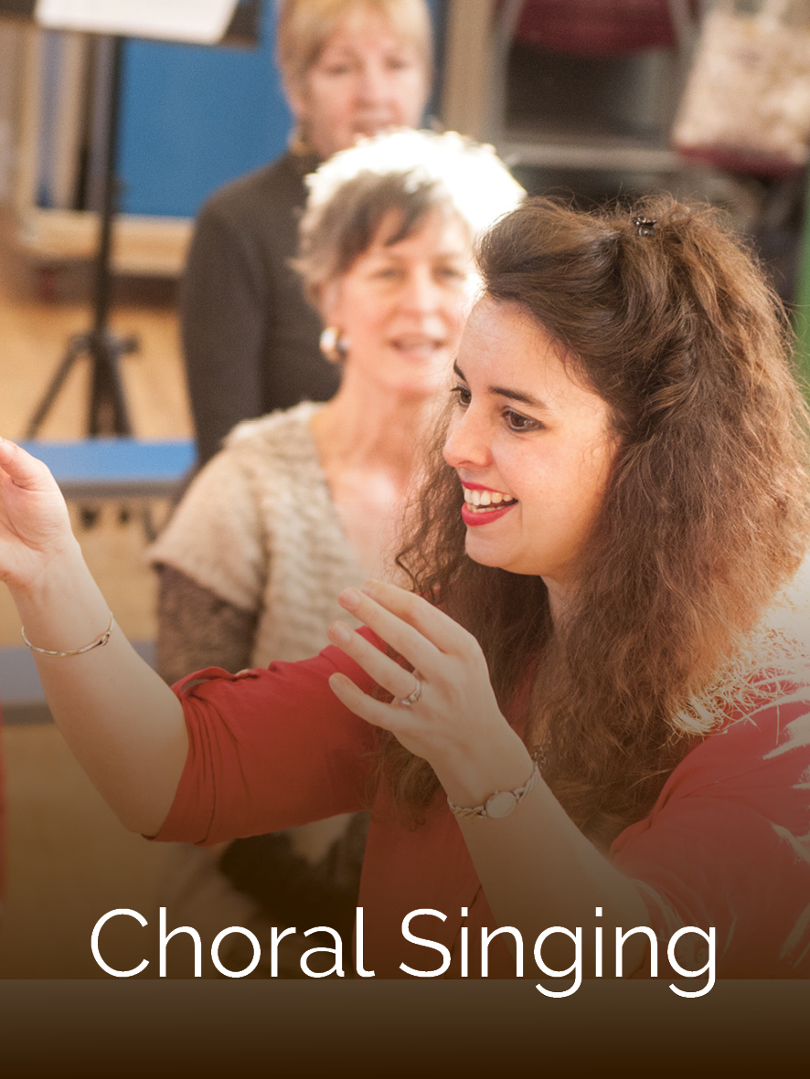 Ruth Kerr Choral Workshops