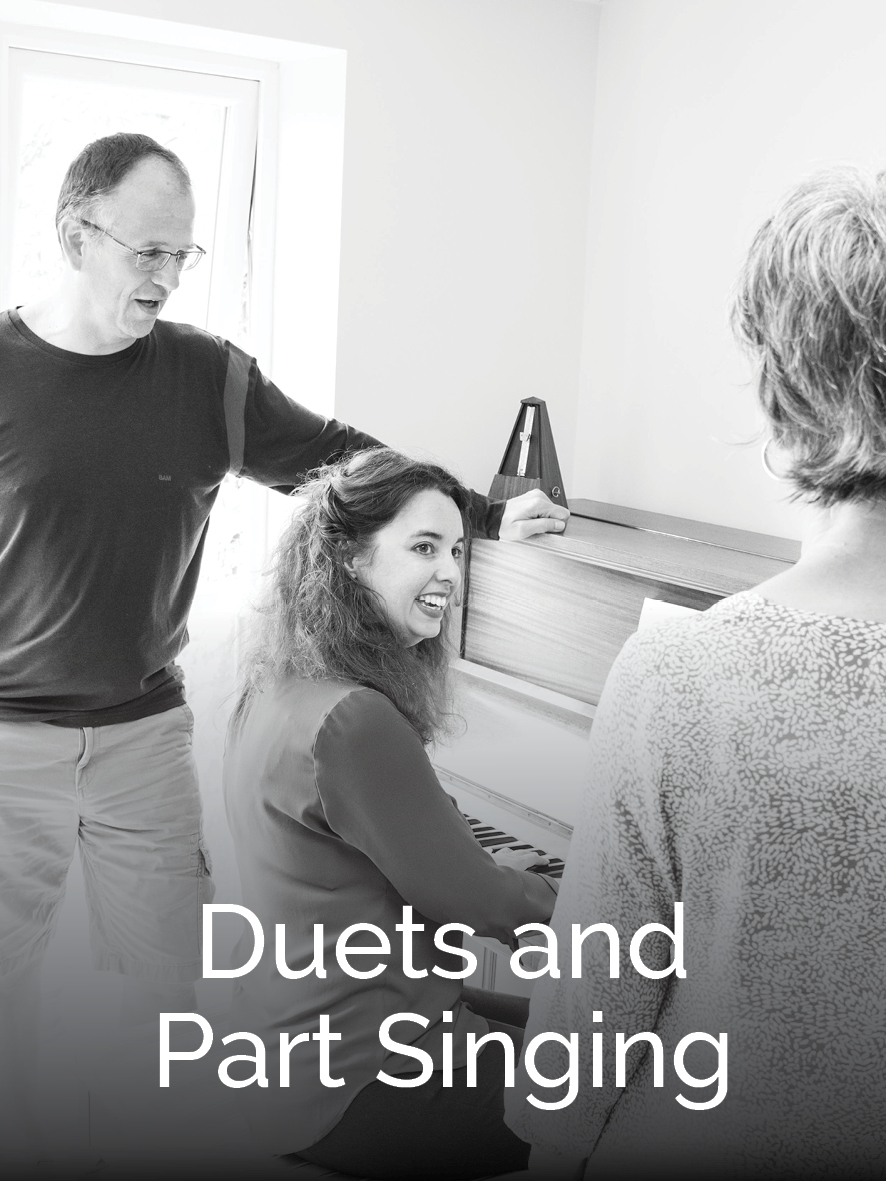 Duets and Part Singing