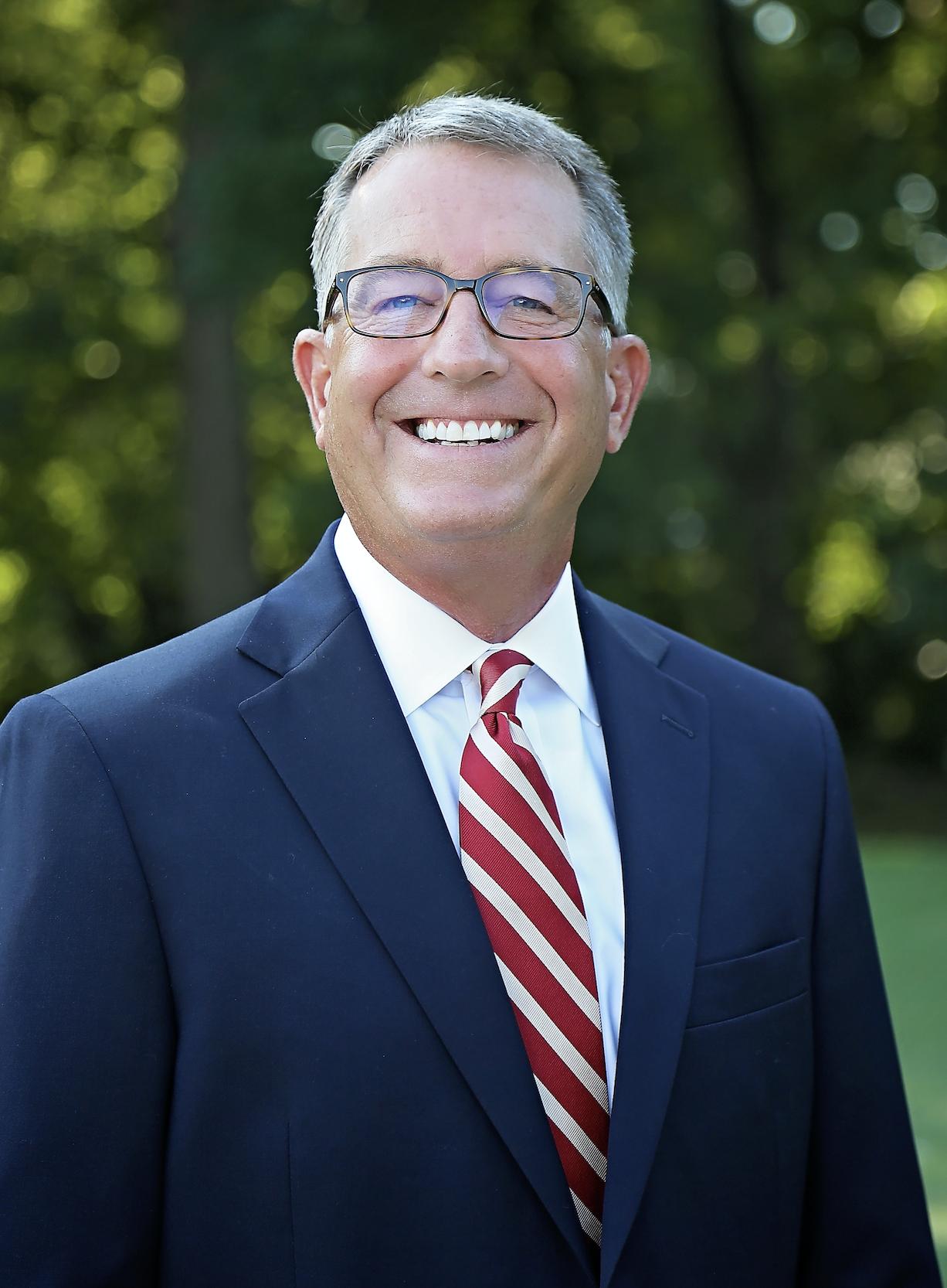 Steve Goforth   President/Founder
