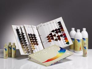 Organic Salon Systems Swatch Book
