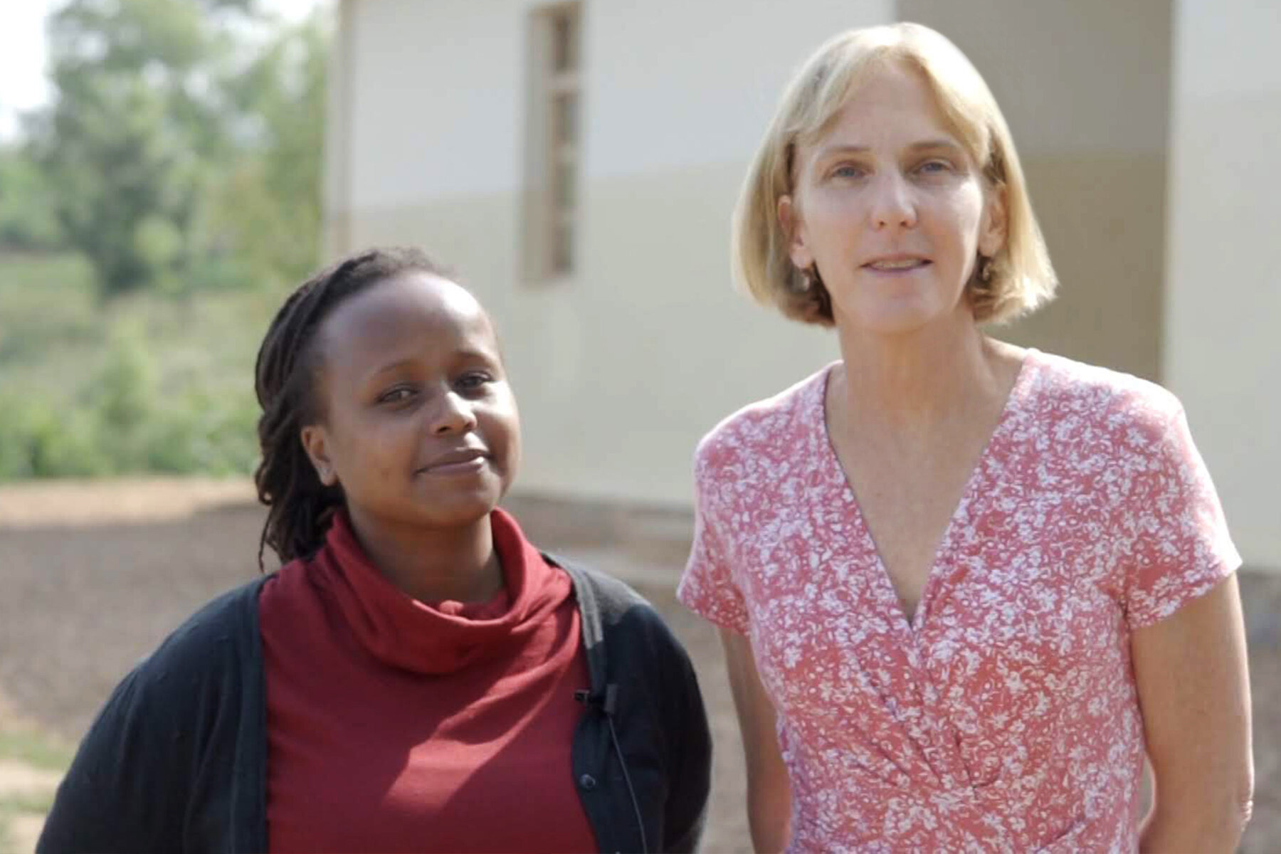 We warmly welcome Clare Korir as Educaton Program Manager. Clare hails from Kenya and brings invaluable experience, having graduated from Barnard College and taught at African Leadership Academy and African Leadership University. Clare joins Liz Gips, the Executive Director of KIA, in bringing the Kigutu International Academy to life.
