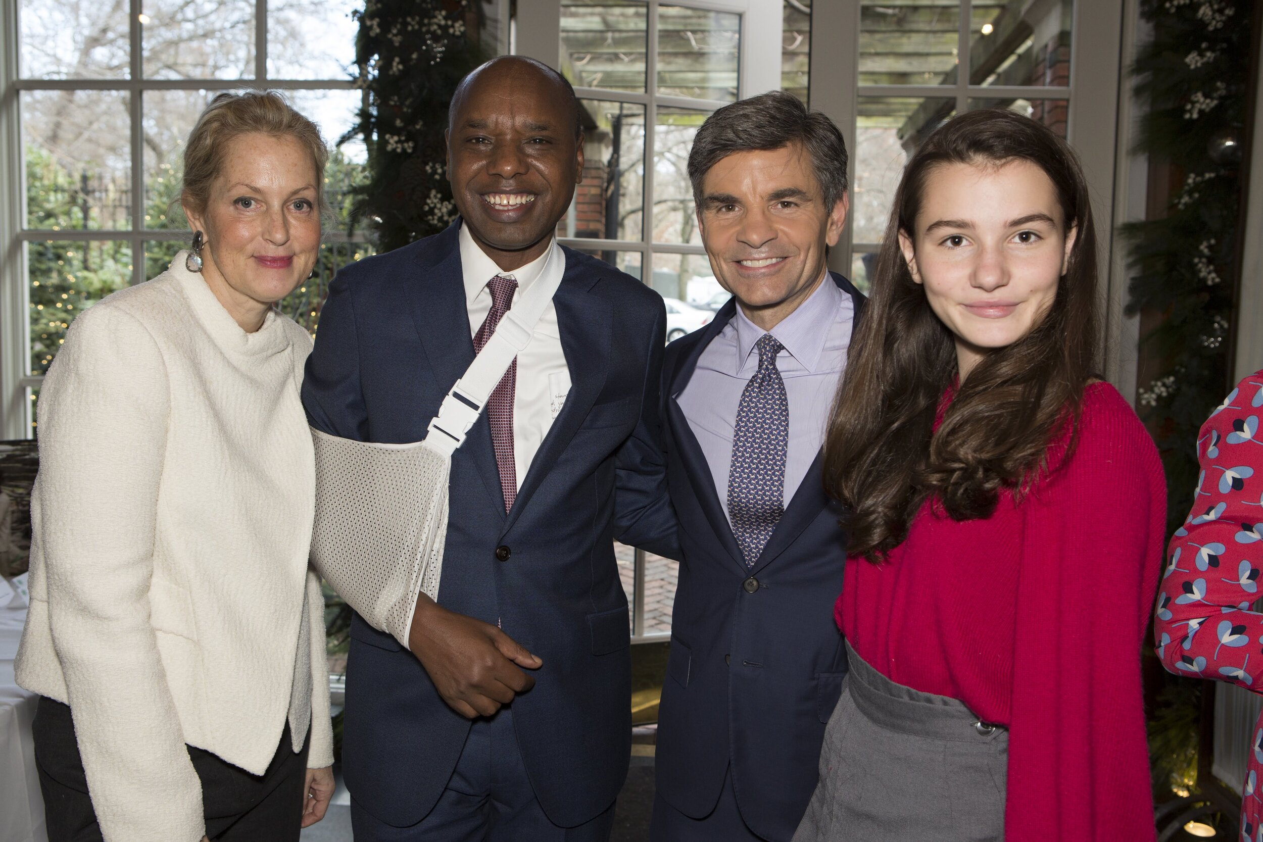 George Stephanopoulos And Ali Wentworth Nominate Vhw For The