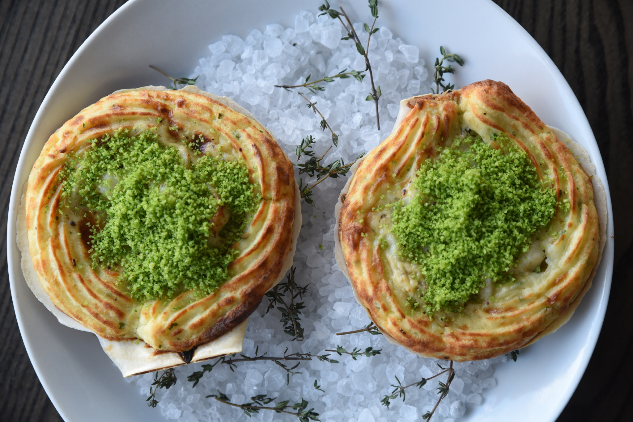Coquille St. Jaques