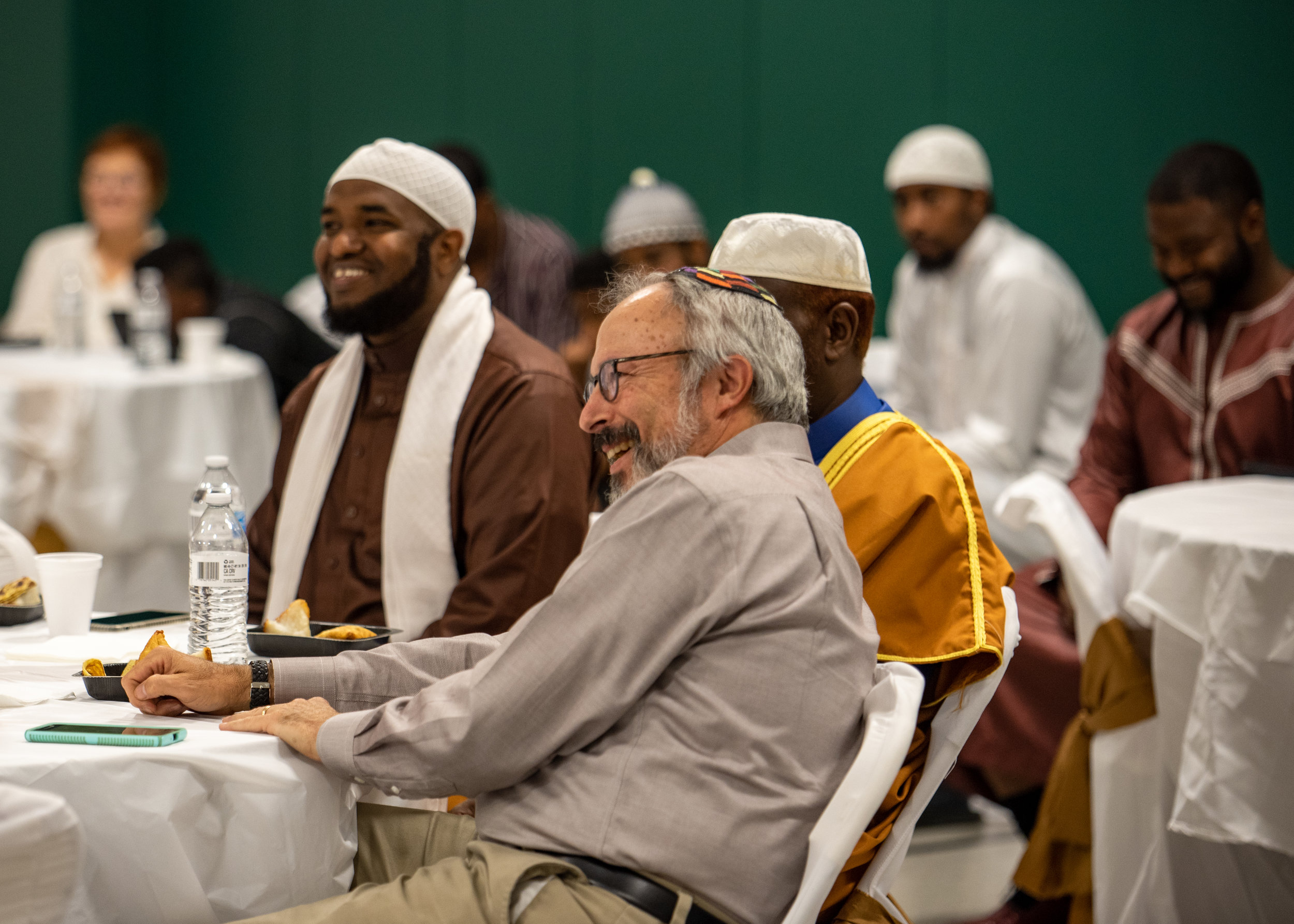 Meet Your Muslim Neighbor - Muslim and non-Muslims came together at the ABUBAKAR ASIDDIQ ISLAMIC CENTER in collaboration with Faith in Public Life08/04/2019click to view more