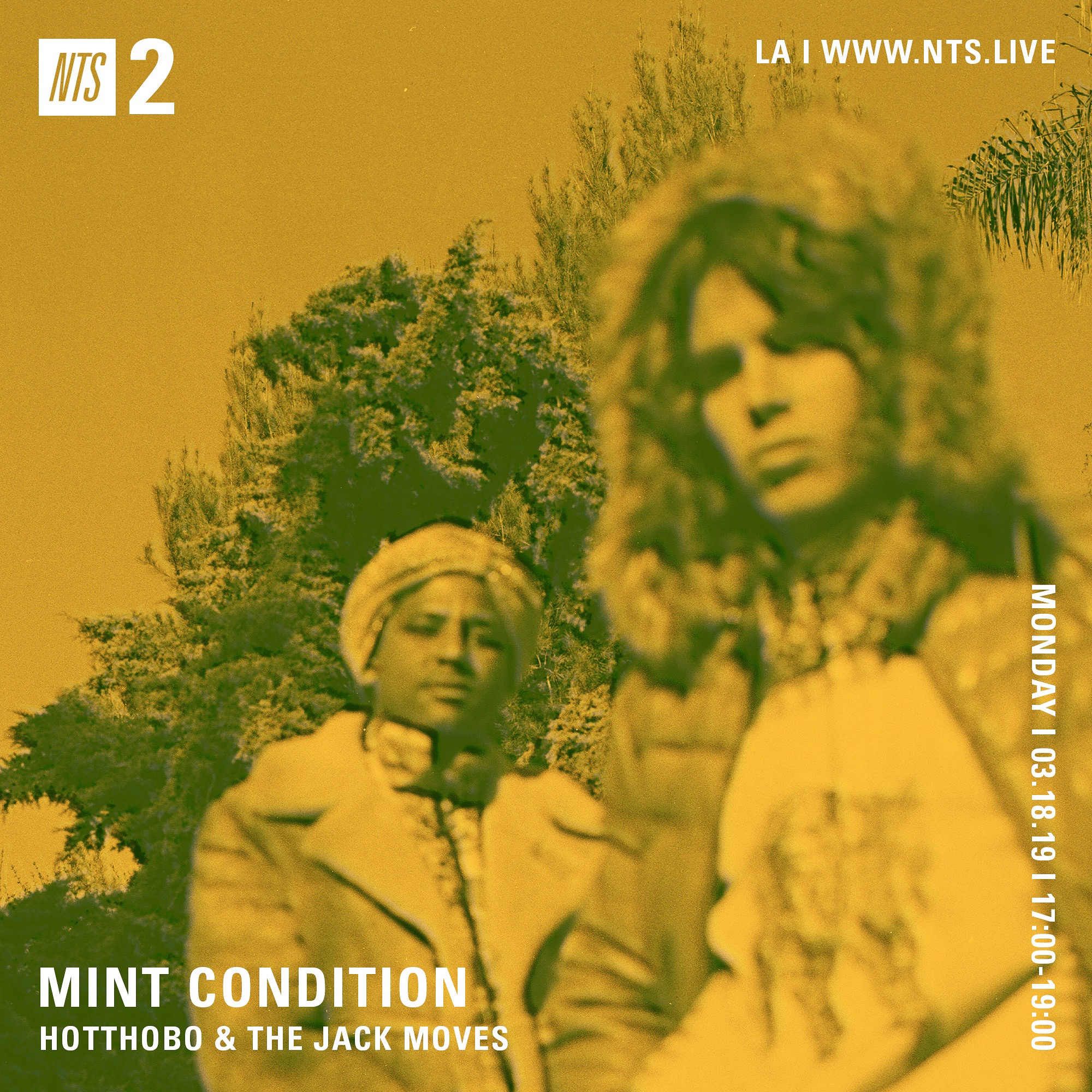 NTS Radio Show Mint Condition Hosted by Hotthobo w/ Special Guests The Jack Moves -