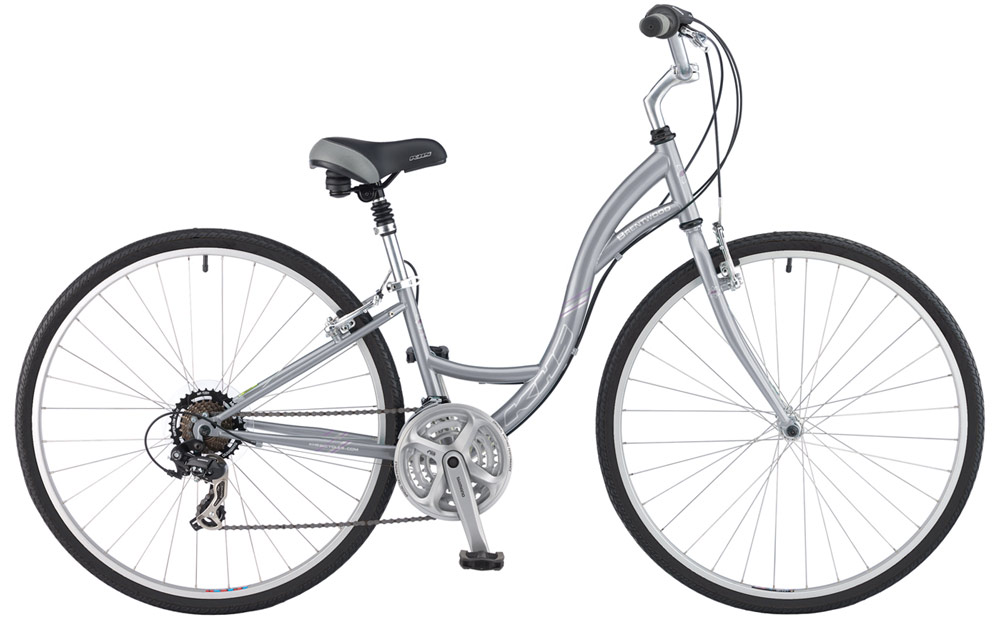 KHS Brentwood Silver ($339)