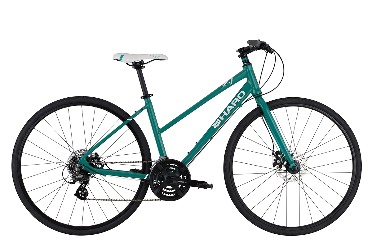 Haro Aire Green ($489)