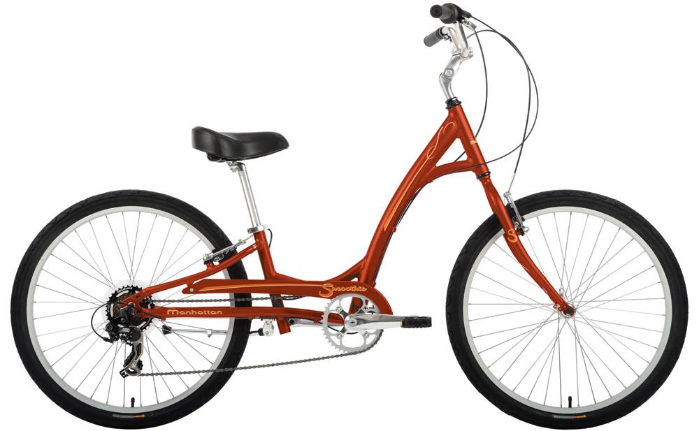 Manhattan Smoothie Red ($399)