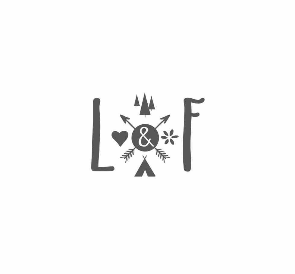 Wedding emblem design