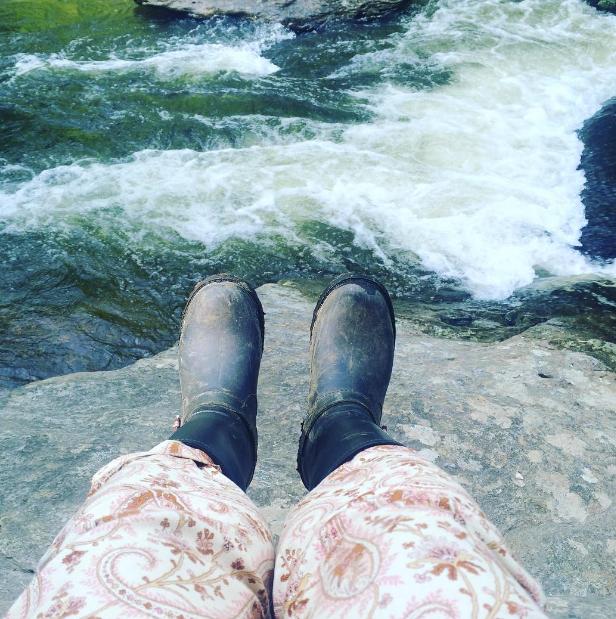 The River Runs Through It