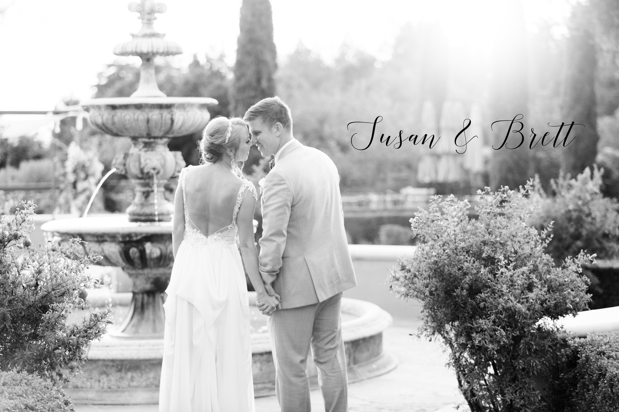 Regale Winery wedding pictures by Briana Calderon Photography