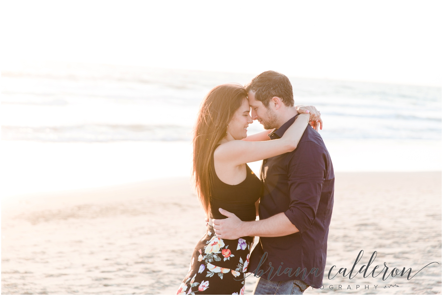 LA Beach Engagement Photos by Briana Calderon Photography_0820.jpg