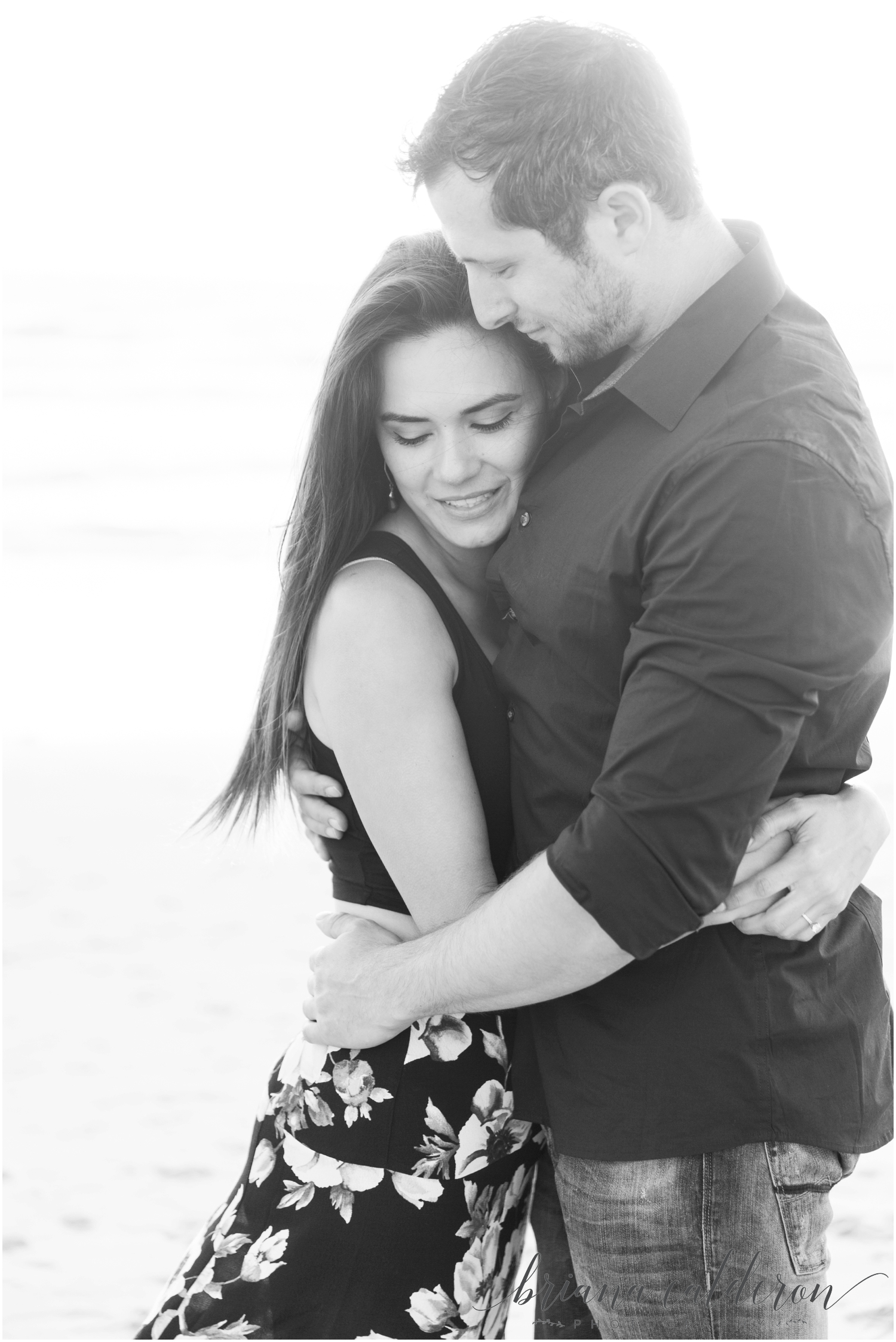 LA Beach Engagement Photos by Briana Calderon Photography_0821.jpg