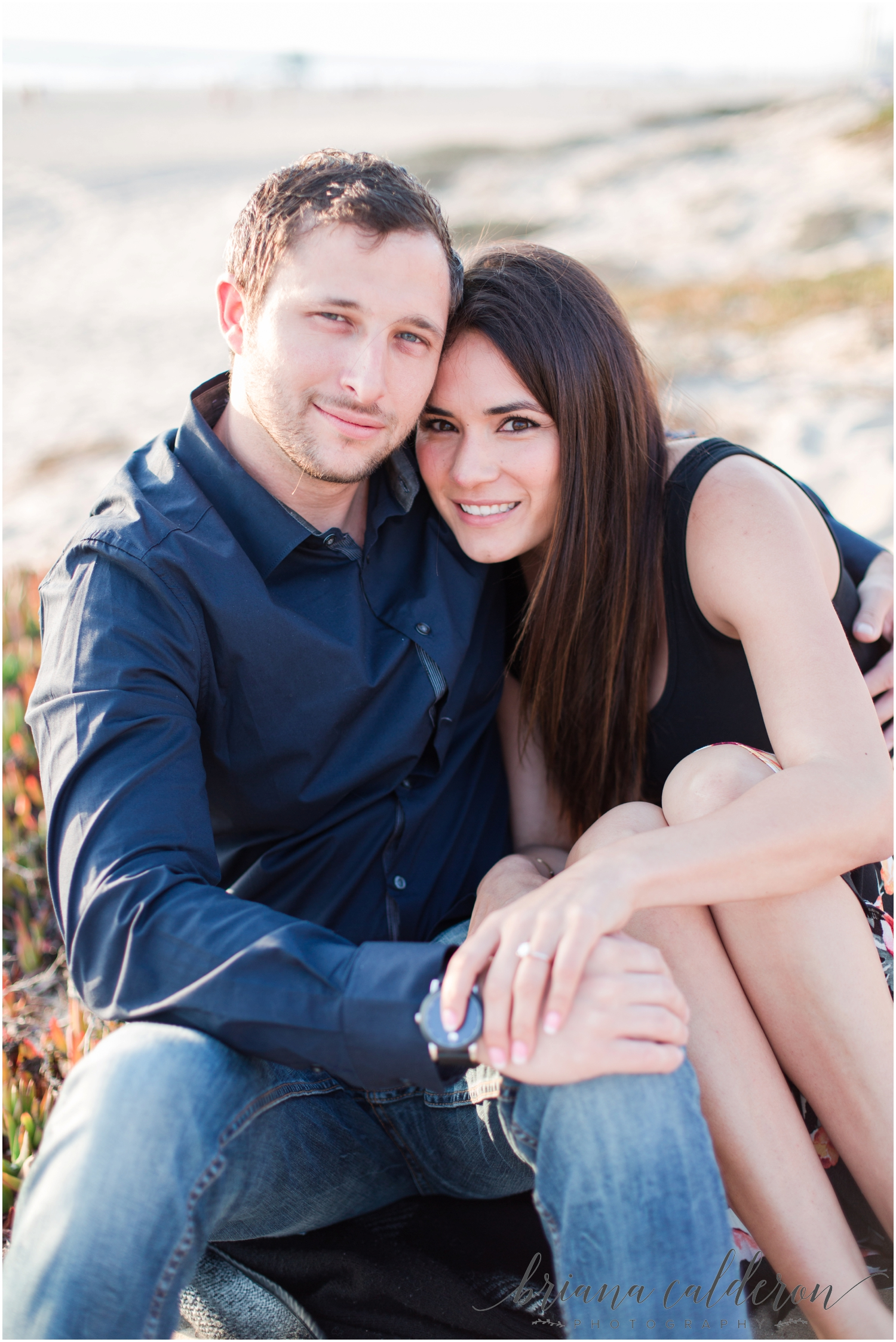 LA Beach Engagement Photos by Briana Calderon Photography_0818.jpg