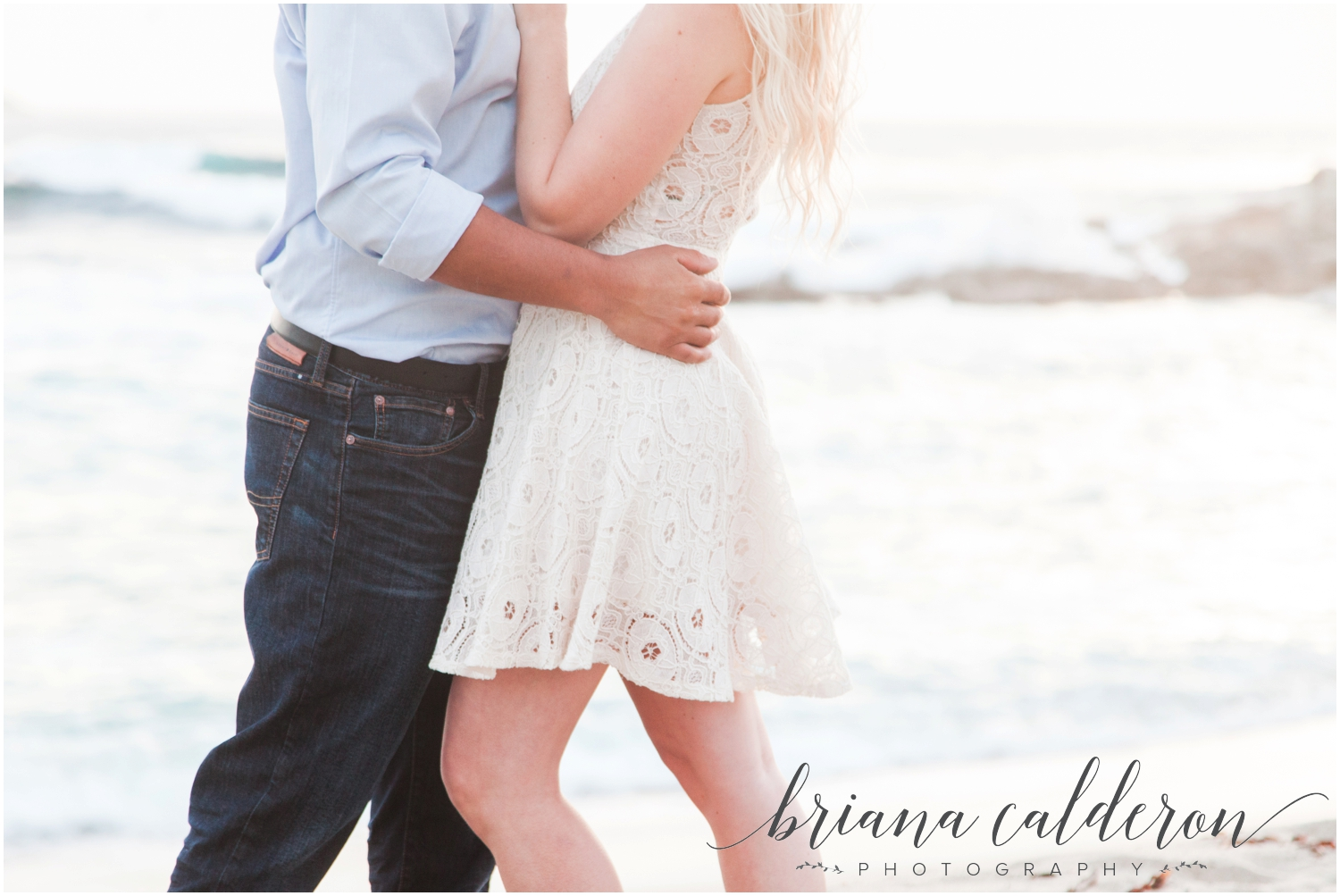 Carmel beach engagement pictures by Briana Calderon Photography_1170.jpg