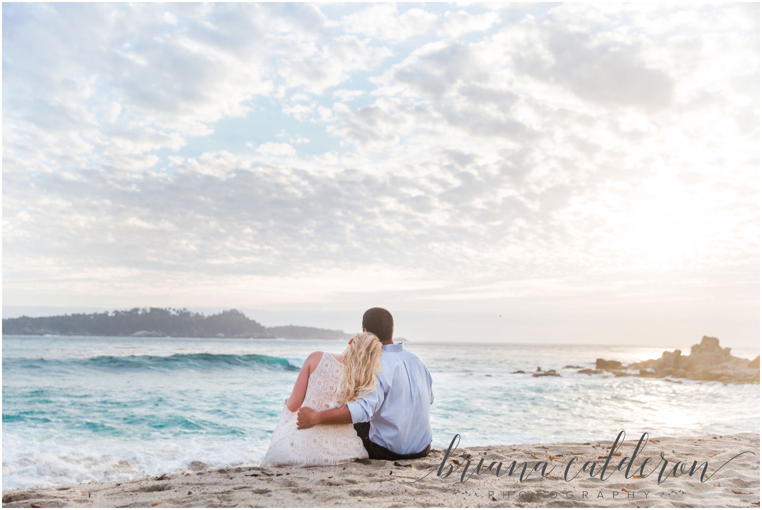 Carmel beach engagement pictures by Briana Calderon Photography_1165.jpg