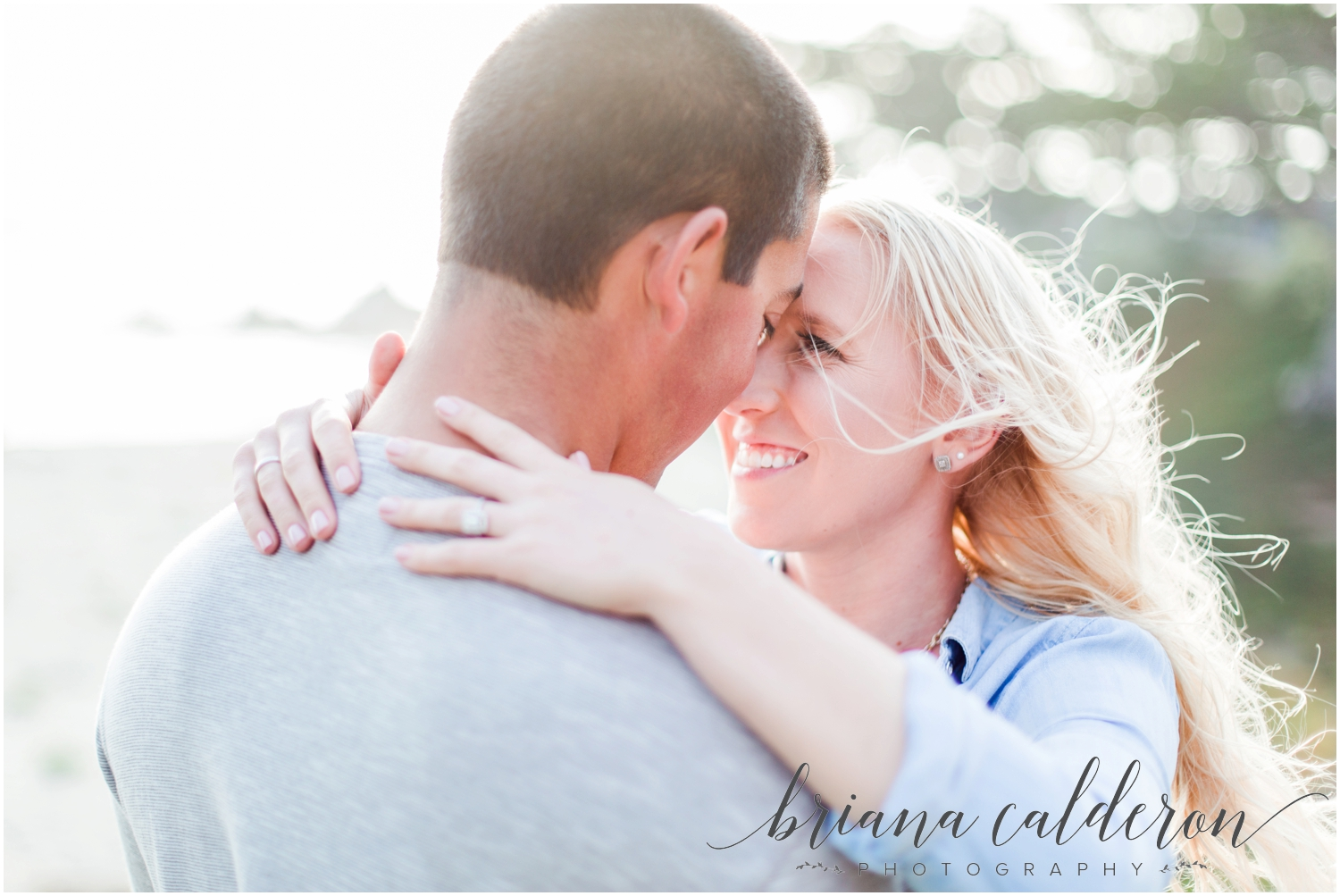 Carmel beach engagement pictures by Briana Calderon Photography_1151.jpg