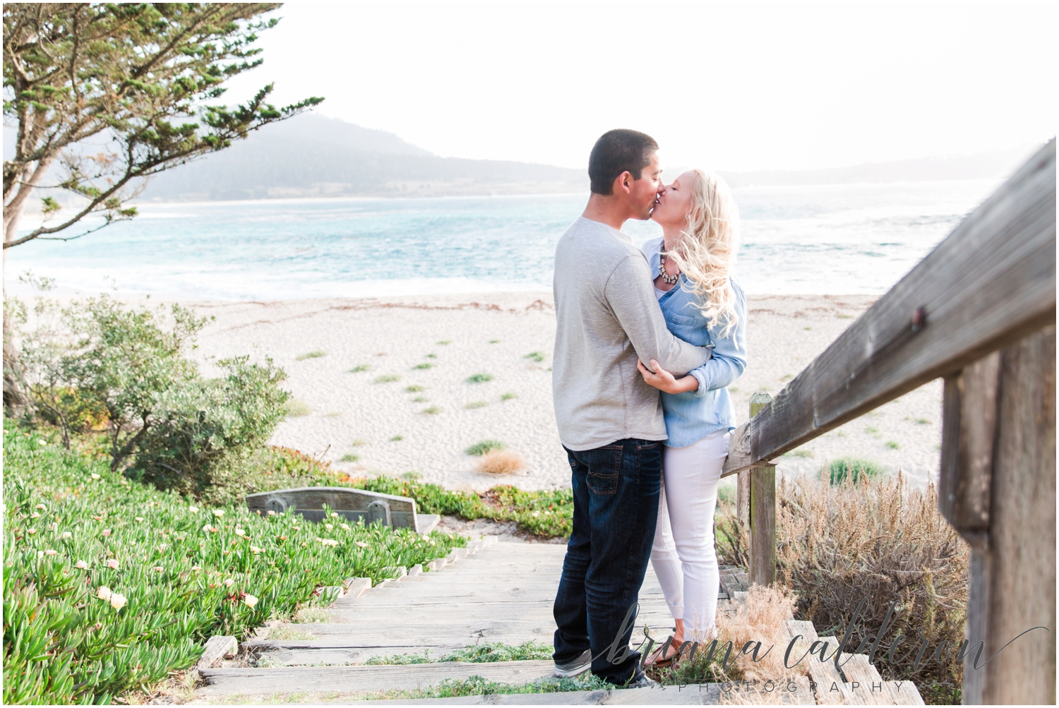 Carmel beach engagement pictures by Briana Calderon Photography_1147.jpg