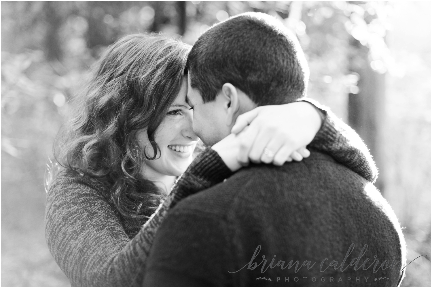 Engagement pictures at Henry Cowell Redwoods in Felton, CA by Briana Calderon Photography_1341.jpg
