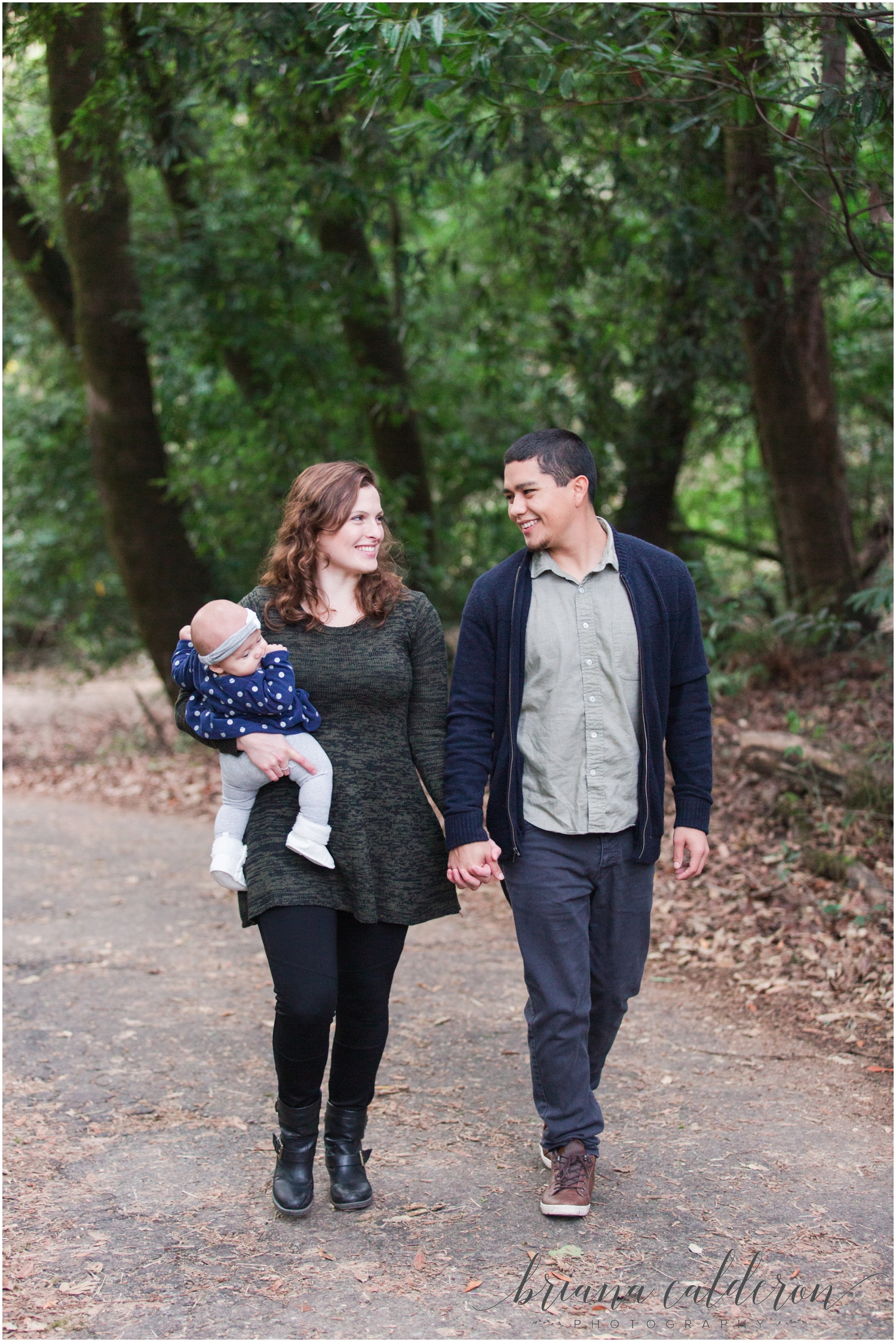 Engagement pictures at Henry Cowell Redwoods in Felton, CA by Briana Calderon Photography_1347.jpg