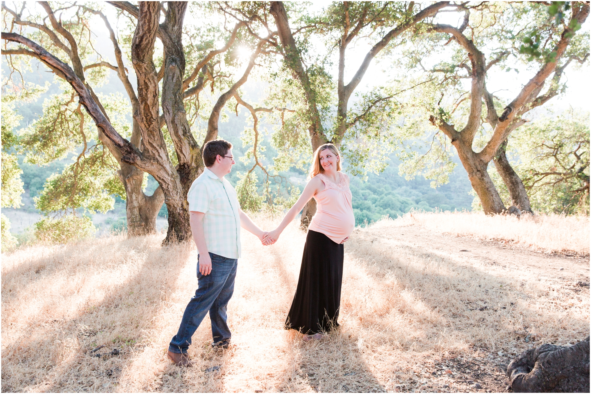Picchetti Winery maternity pictures by Briana Calderon Photography_2358.jpg