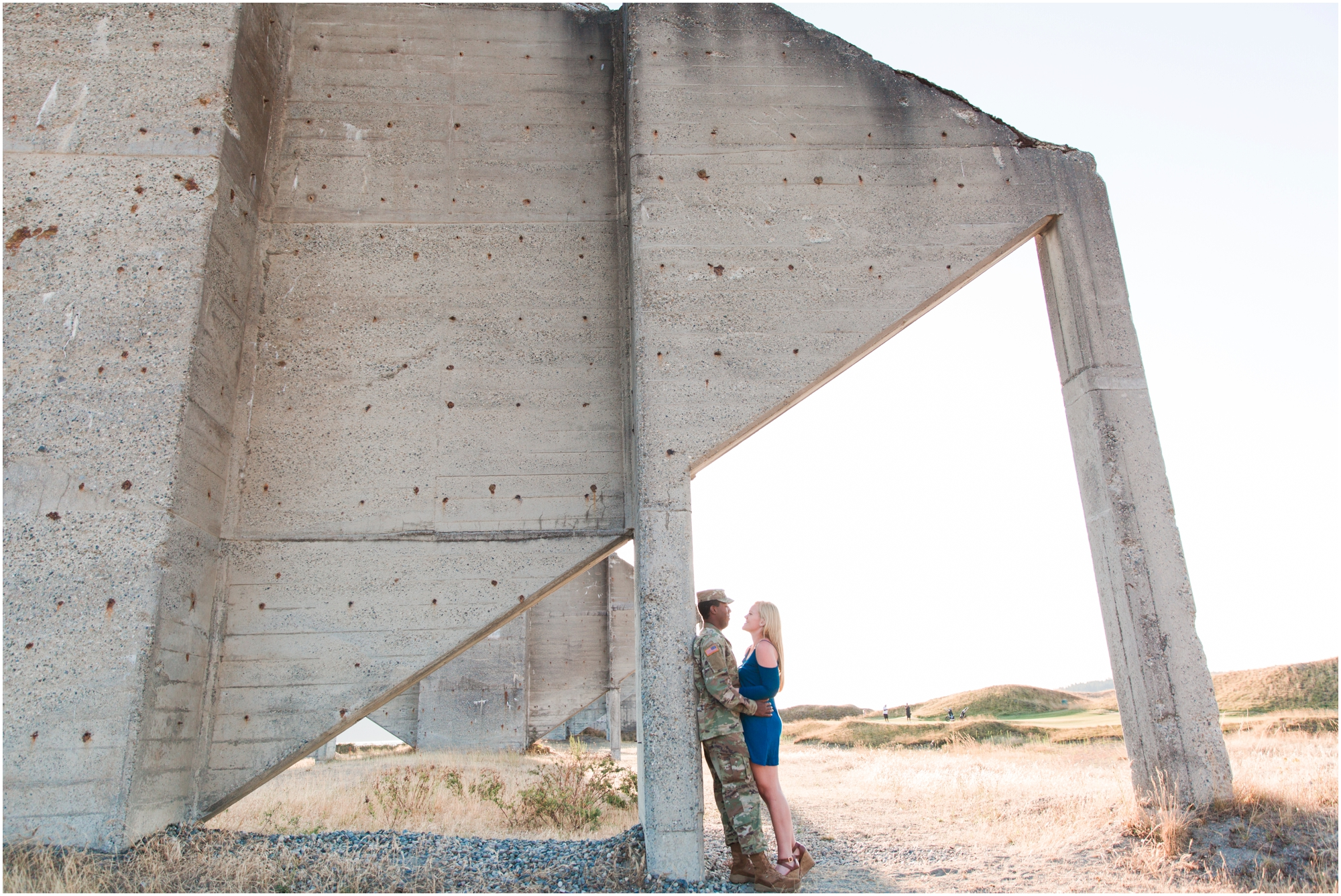 Chambers Bay engagement shoot in Tacoma, WA. Photos by Briana Calderon Photography based in the greater Seattle Area._1251.jpg