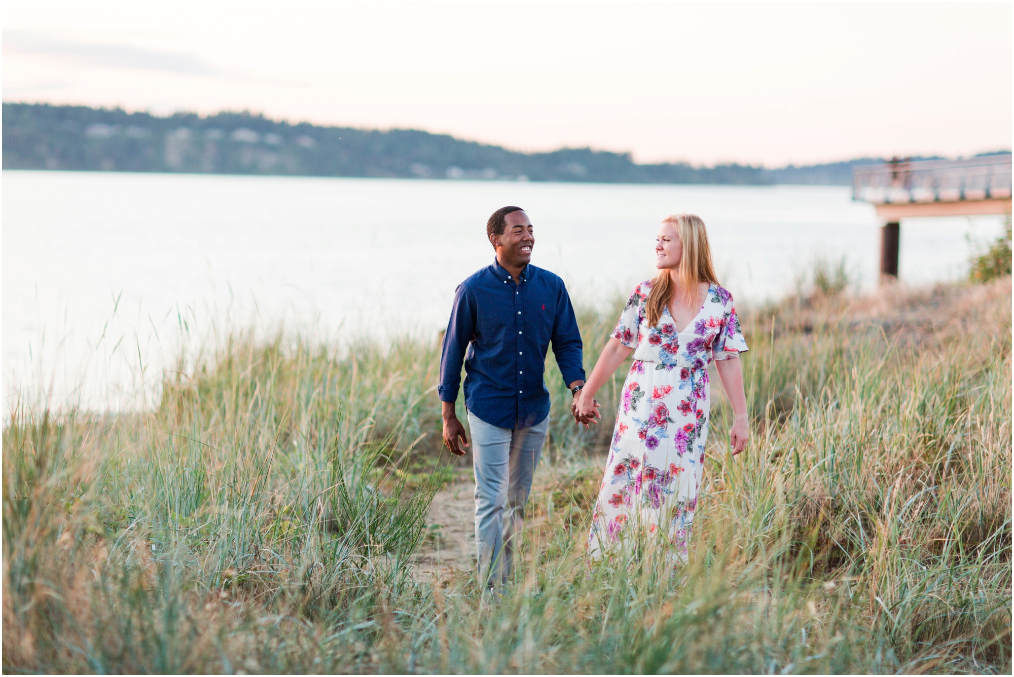 Chambers Bay engagement shoot in Tacoma, WA. Photos by Briana Calderon Photography based in the greater Seattle Area._1276.jpg