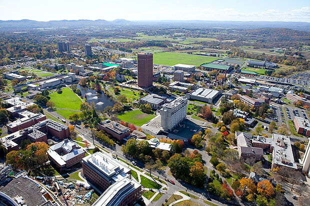 UMass Amherst Campus