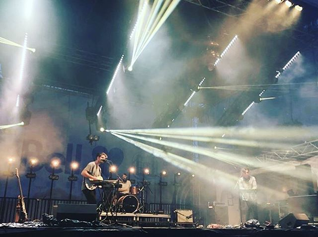 Thanks @festivaleteqc for having us back in Quebec City! We hope to see you again soon. 📸: @canskimom