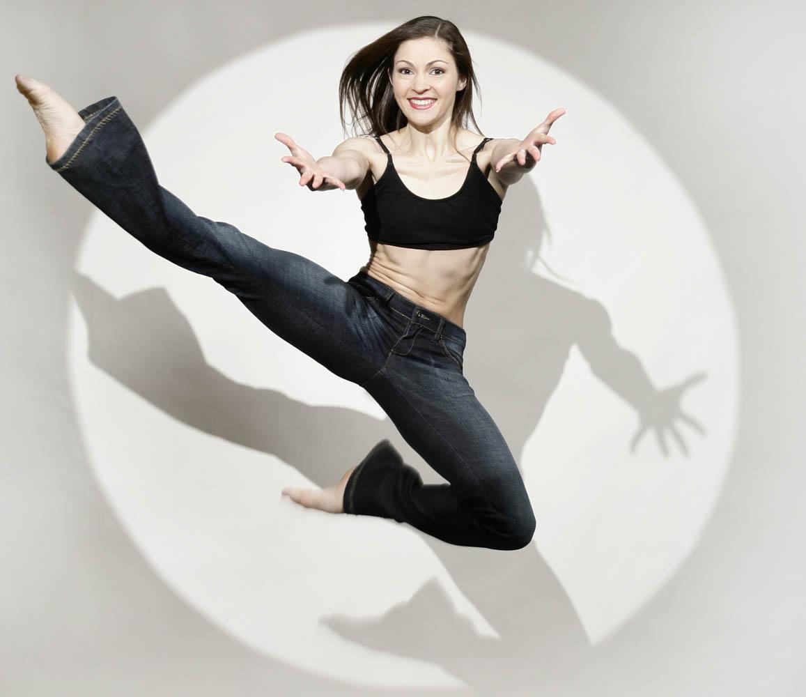 Flying Dancer Photo