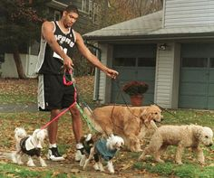 """""""So What You Wanna Do? What'chu Wanna Do? Let's Go Ahead and Walk These Dogs and Represent WFU."""""""